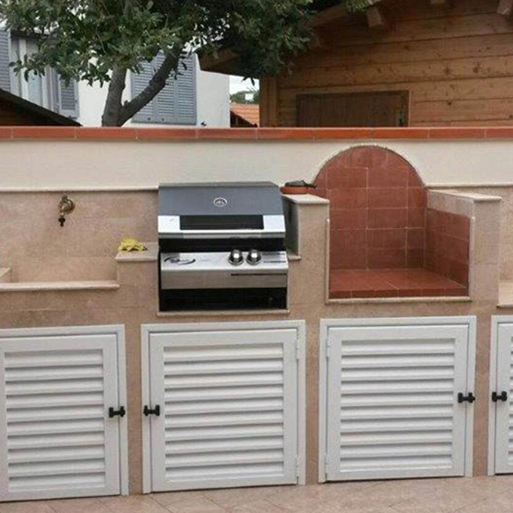 Dolcevita - Barbecue a gas Turbo Classic 2 Incasso 2