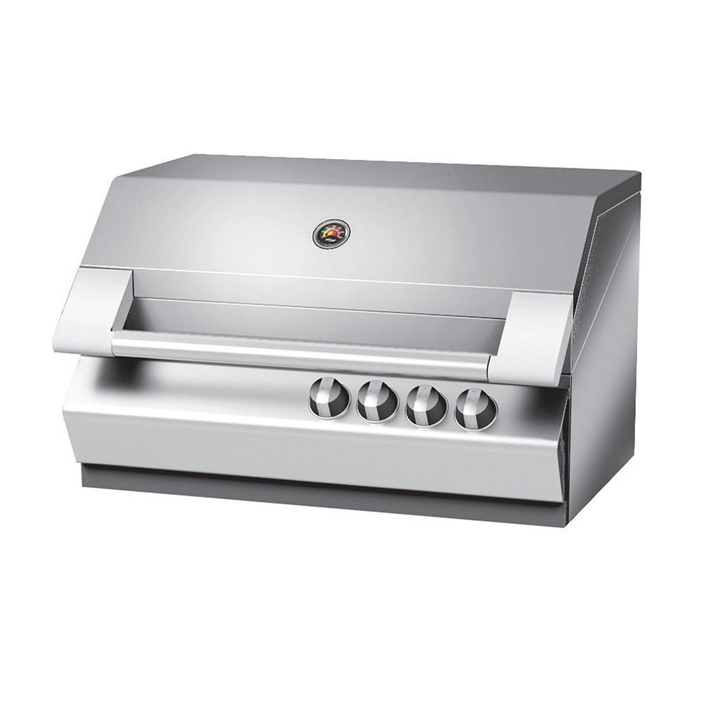 Dolcevita - Barbecue a gas Turbo Elite 4 Incasso