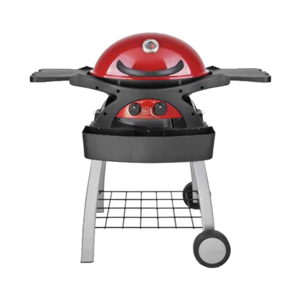 Dolcevita - Barbecue a gas Twingrill Rosso