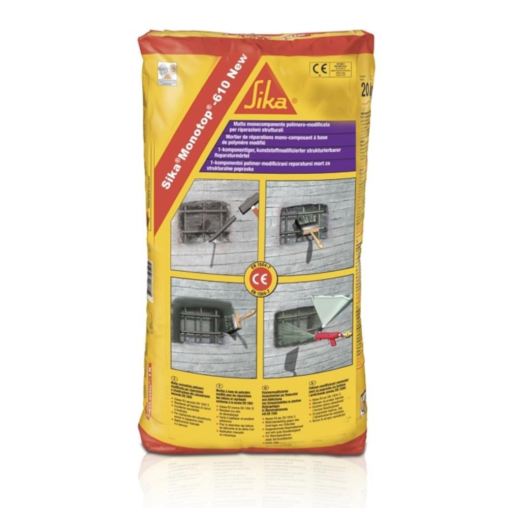 Sika MonoTop®-610 New 25 Kg